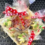 chooclate ginger, hampers from kirkella, shop local this christmas in hull and east yorkshire