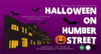 alloween on humber street, free family halloween trail this october 2020