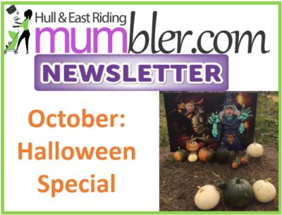 halloween october half term newsletter