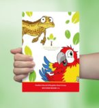 positive parrot negative newt, mental health books for children