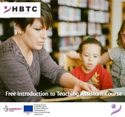 HBTC free teaching assistant training course