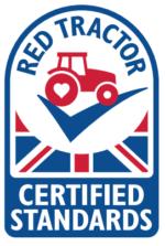 british red tractor logo