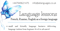 AT Languages learn french russion or english as a foreign language in Beverley, hull, east yorkshire