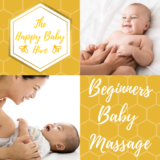 the happy baby hive, nbaby massage courses in east yorkshire