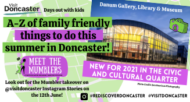 visit doncaster, lots to do for families