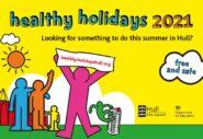Hull CC Healthy Holidays banner