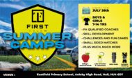 first touch football camps summer 2021
