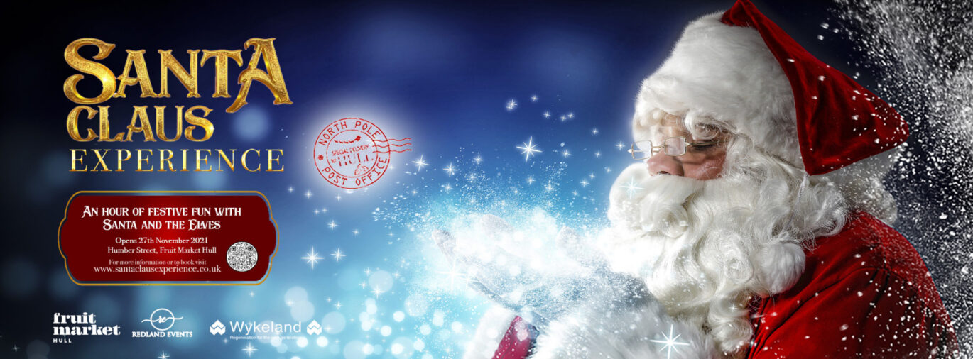 santa experience on humber street, christmas day out in Hull for families
