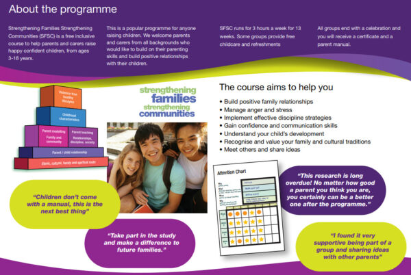 together, study into family wellbeing in hull
